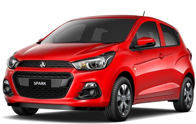 Holden Spark_FL3Q_LS_Solar-Red
