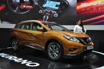 Nissan Murano Hybrid